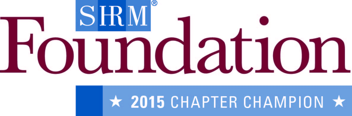 SHRM Foundation Recognition 2015